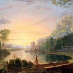 Samuel F. B. Morse, Allegorical Landscape of New York Univeristy (NYHS)