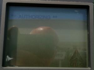 Gas Station Selfie