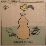 Hernando de Soda - Comic