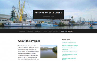 Friends of Salt Creek